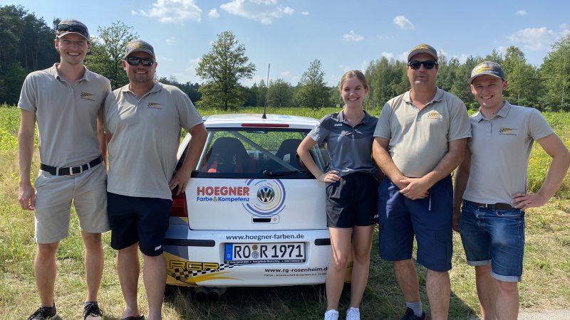 Farben Hoegner Slalom Team